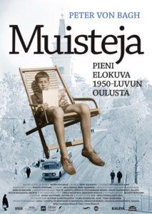 Петер фон Баг. Воспоминания - Muisteja: pieni elokuva 1950-luvuon Oulusta